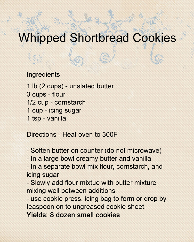 Whipped Shortbread Cookies_web