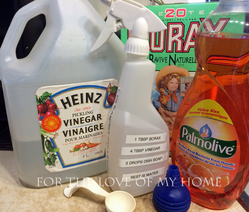 DIY Cleaning Products ~ My NewFavorites